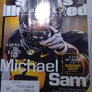 sports illustrated magazine michael sam feb-14