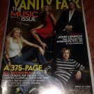 vanity fair magazine 2001 music issue beyonce beck bowie jewel