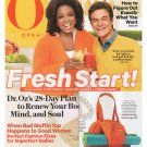 O! The Oprah magazine jan 2012- dr. oz