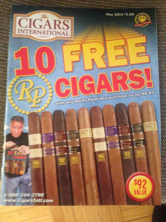 Cigars International magazine May 2014