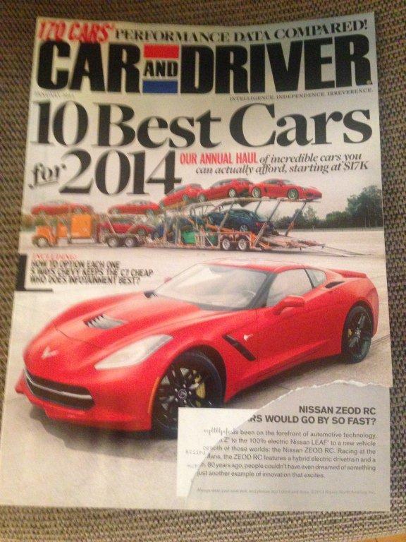 Road & Truck magazine, May 2014