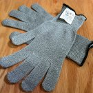 TWO MAXX WEAR CUT RESISTANT GLOVES- CR-10 Spectra/Stainless Steel Blend. X-LARGE
