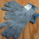 TWO MAXX WEAR CUT RESISTANT GLOVES- CR-10 Spectra/Stainless Steel Blend, LARGE