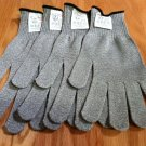 FOUR MAXX WEAR CUT RESISTANT GLOVES- CR-10 Spectra/Stainless Steel Blend X-LARGE