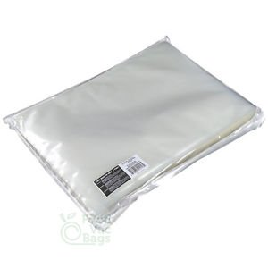 100 Weston 11x16 GALLON Food Storage Vacuum Sealer Bags! 100 Bags = BIG SAVER