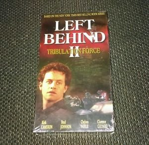 Left Behind - The Movie ~VHS, 2000 ~ New Sealed