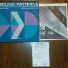 Sound Patterns Folkways Science '53 electronic musique concrete+field recordings