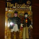 1999 MCFARLANE TOYS--THE BEATLES YELLOW SUBMARINE--PAUL & CAPTAIN FRED FIGURES