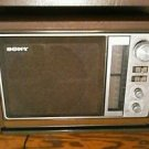 VINTAGE SONY AM/FM TABLE TOP RADIO MODEL NO.ICF-97 40W