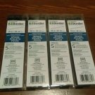 """Four packs of Rodesign 10"""" EZ Border Thinline Spikes 5 per  Pack Coated Steel"""
