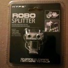 NEW-Hype Robo Splitter-iPhone iPod-Smart Phone-MP3/MP4 Players-3.5mm Jacks