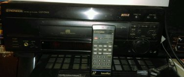 Pioneer CLD-D509 & Magnavox Laserdisc players & movie collection..Pulp fiction!