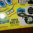 Nickelodeon SpongeBob SquarePants Vs. Patrick Battery Power Super Race Set KNOK
