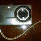 Kodak EasyShare M340 10.2 MP Digital Camera - Silver camera only