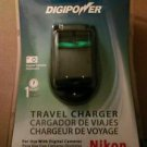 Nikon Digipower Digital Camera Travel Charger TC-500N NEW