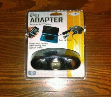 Custom Accessories 23045 Socket Adapter, 12 V