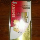 New Prime Line U 9548 Lock And Door Reinforcer Defender Security solid brass