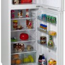Avanti   2-Door Apartment Size Refrigerator, White