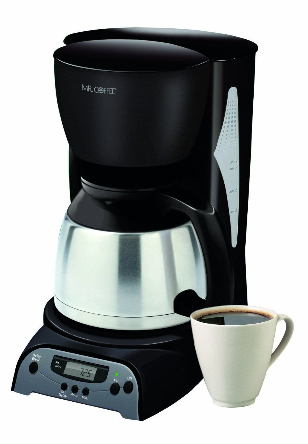 Thermal Coffee Maker Mr Coffee : MR COFFEE 8 CUP THERMAL COFFEE MAKER