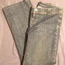 Banana Republic Womens Stretch Trouser Jeans Size 00 Regular Blue Jeans
