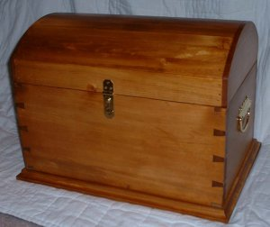 Dovetailed Trunk..