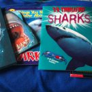 Lot of 5 Shark Educational Children's Books