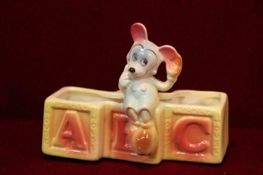 Disney Mickey Mouse ABC Production Stamping