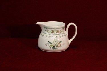Royal Doulton Creamer Floral