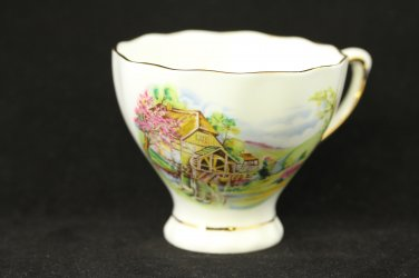 Colclough Ridgway Potteries China tea cup c9 England Collectible