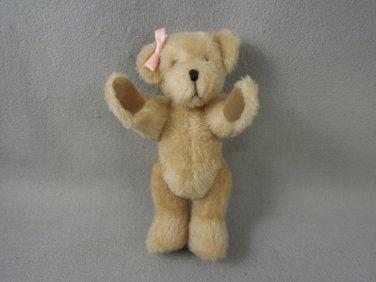 OFF AT RW Herman Original Teddy Bear West Germany