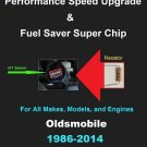 Oldsmobile Performance IAT Sensor Resistor Chip ModIncrease MPG HP Speed Power Super Fuel Gas Saver