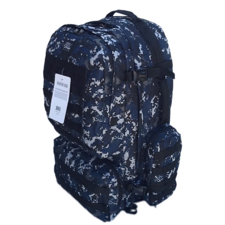 "22"" 4300 cu. in. Tactical Hunting Camping Hiking Backpack OP822 DIGI CAMO DMBK"