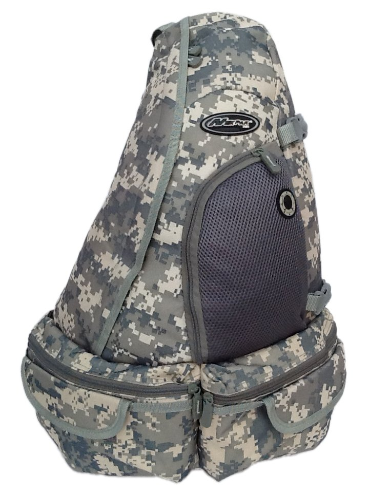 "21"" 1700cu.in. Tactical Sling Shoulder Hiking Backpack BB002 Digital Camouflage DM"