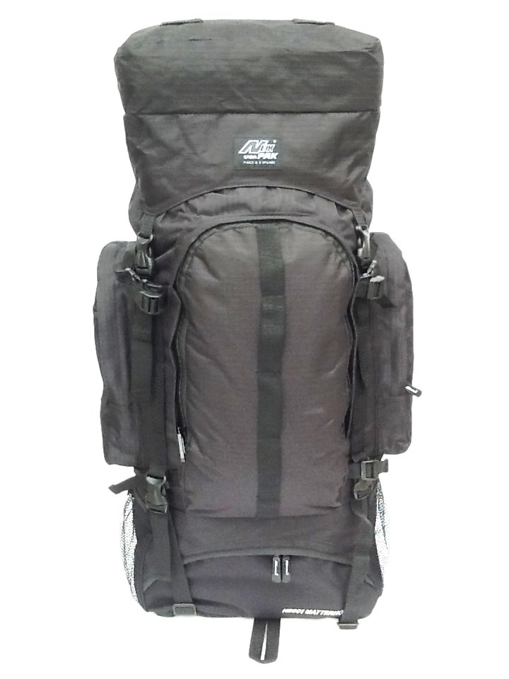 "34"" 4700 cu. in. Tactical Hunting Camping Hiking Backpack HB001 BLACK (MATTERHORN)"