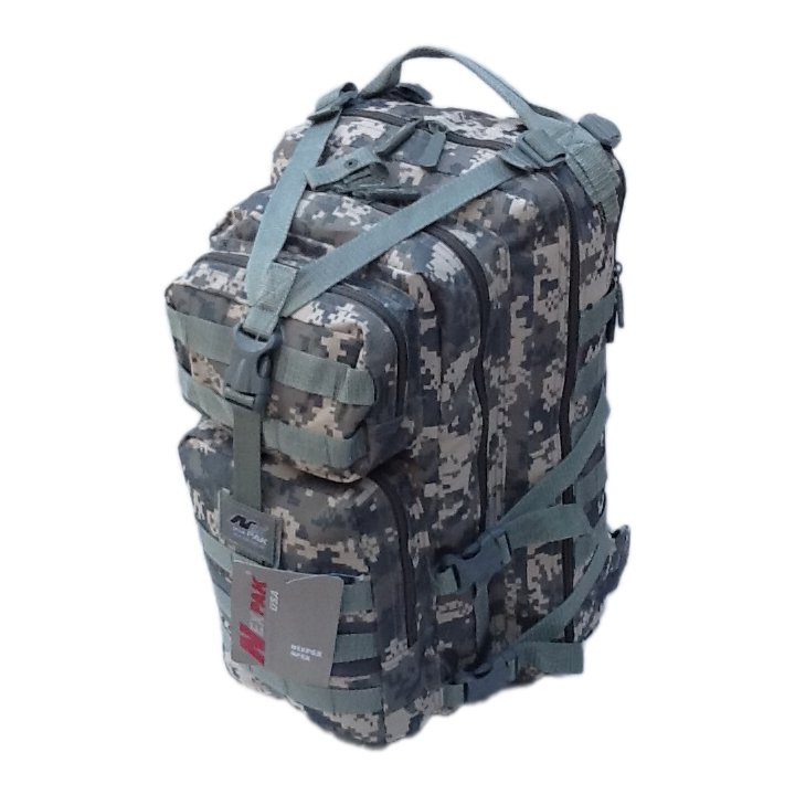 "19"" 2400 cu. in. Tactical Hunting Camping Hiking Backpack ML118 DIGI CAMO - DM"