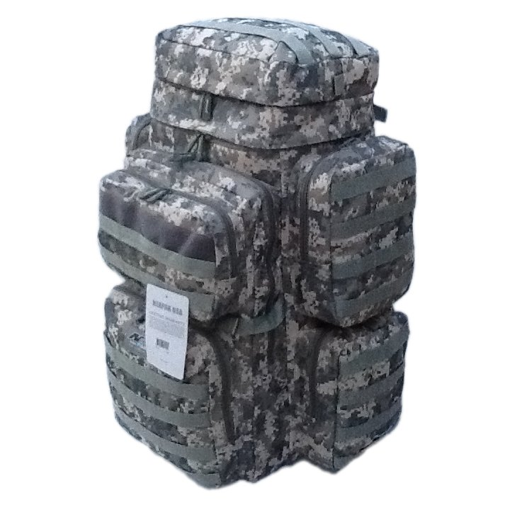 "30"" 4500cu. in. Tactical Hunting Camping Hiking Backpack OP830 DIGI CAMO DM"