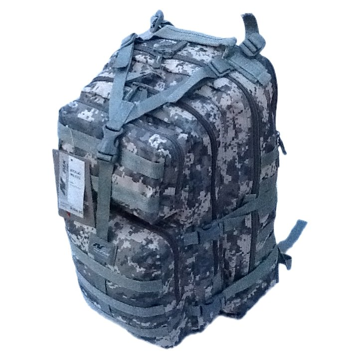 """21"""" 3400 cu.in. Tactical Hunting Camping Hiking Backpack ML121 DM"""