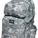 "21"" 2000 cu. in. Great Hunting Camping Hiking Backpack DP321 DIGI CAMO"