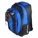 "19.5"" 2100 cu. in. NexPak Day Backpack BP029A RB (Black & Royal Blue)"