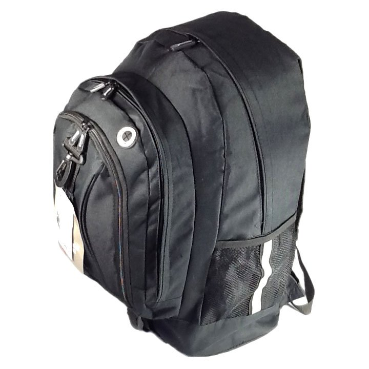 "19.5"" 2100 cu. in. NexPak Day Backpack BP029 BK (Black)"