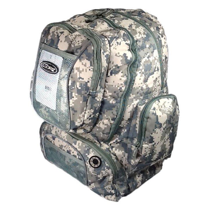 "19.5"" 2000 cu. in. NexPak Day Backpack BP023 DM (Digital Camouflage)"