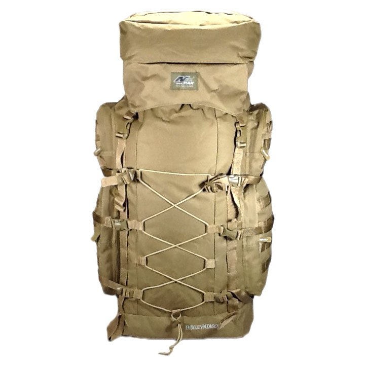 "30"" 4800cu in NexPak Tactical Hunting Camping Hiking Backpack THB002 TAN"