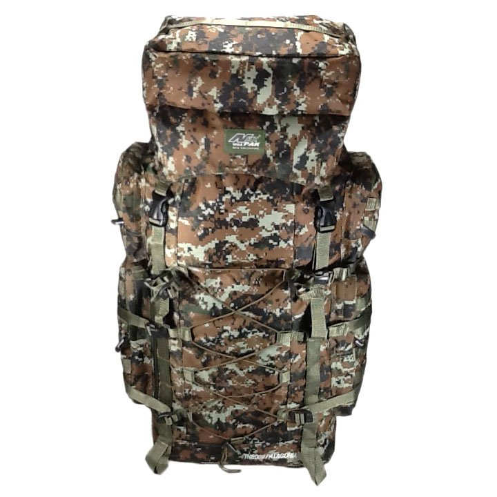 """30"""" 4800cu in NexPak Tactical Hunting Camping Hiking Backpack THB002 DMBRN CAMO"""