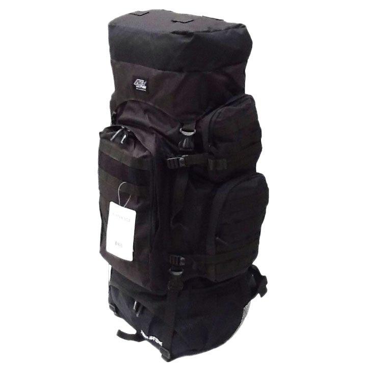 "34"" 5200cu in NexPak Tactical Hunting Camping Hiking Backpack THB001 BK (Black)"