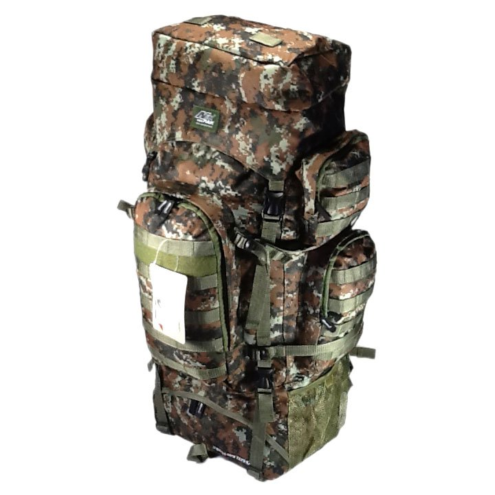 "34"" 5200cu in NexPak Tactical Hunting Camping Hiking Backpack THB001 DMBRN"