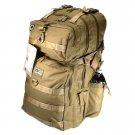 """21"""" 2000 cu. in. NexPak Hunting Camping Hiking Backpack DP321 TAN"""