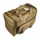 "15"" 1200cu. in. NexPak Tactical Duffel Range Bag TF115 TAN"
