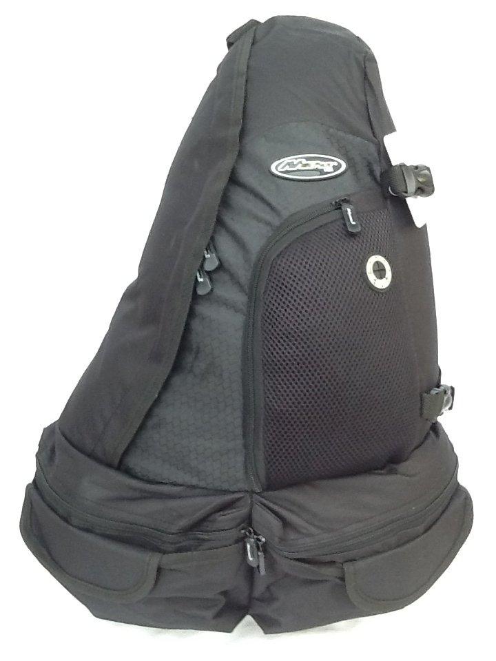 """21"""" 1700cu.in. NexPak Tactical Sling Shoulder Hiking Backpack BB002 BLACK"""