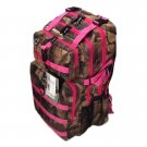 "21"" 2000 cu.in. NexPak Hunting Camping Hiking Backpack DP321 DCPK Pink DIGI CAMO"