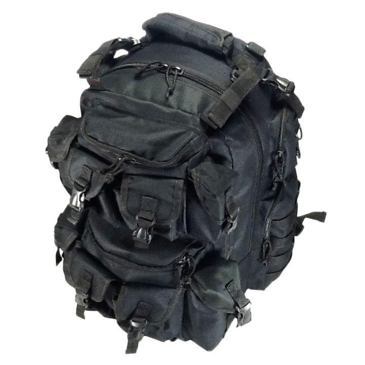 "20"" 2400 cu.in. NexPak Hunting Camping Hiking Backpack OP220 BK BLACK"